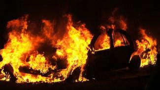 Россошанец, пытаясь отомстить знакомому, сжёг авто другого человека