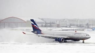«Аэрофлот» отменил несколько рейсов на маршруте «Воронеж — Москва» в выходные