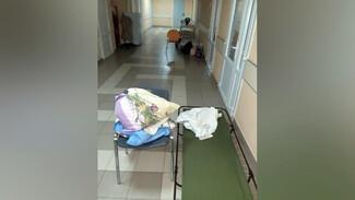 «Без матраса и одеяла». Воронежцы пожаловались на госпитализацию в детской облбольнице