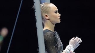 Воронежская гимнастка пополнила «серебром» копилку медалей с чемпионата мира