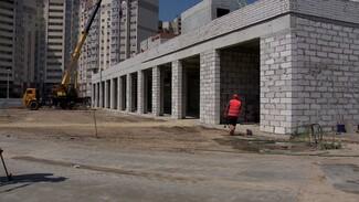 Губернатор отчитал подрядчика за срыв сроков по строительству новой поликлиники в Воронеже