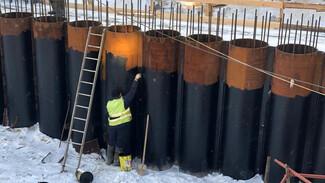 Мэрия Воронежа рассказала о ходе ремонта виадука у «Работницы»
