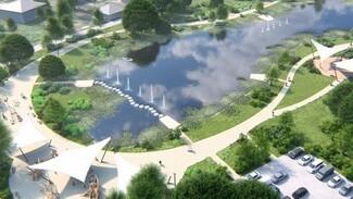 Власти Павловска начали поиск нового подрядчика для благоустройства Тамбовского озера