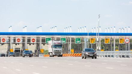 По новому участку М-4 «Дон» в обход воронежского Лосево за месяц проехали 700 тыс. машин