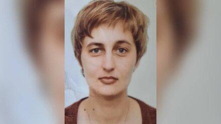 В Воронеже пропала без вести 46-летняя женщина