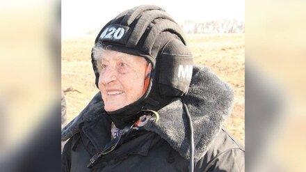 Воевавшая за Воронеж «железная бабушка» установила 13-й рекорд России