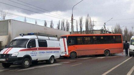СК проверит воронежского перевозчика после массового ДТП с ранеными пассажирами