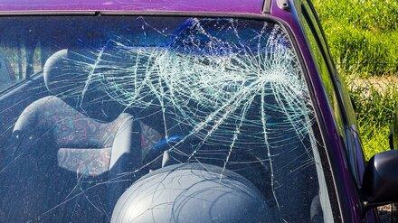 В Воронежской области при столкновении трёх автомобилей погиб мужчина