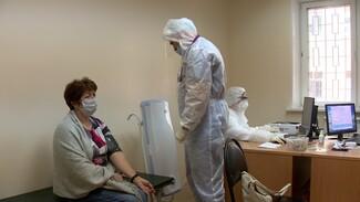 В Воронежской области ковидом заболели 754 человека