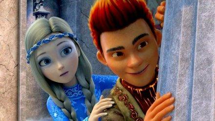 Воронежскую «Снежную Королеву 3» отметили на крупнейшем фестивале анимации в Китае