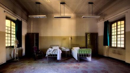 Впервые за вторую волну COVID в воронежских больницах снизился прирост занятых коек
