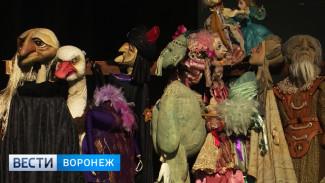 В «Ночь искусств» воронежцам показали, как оживают куклы
