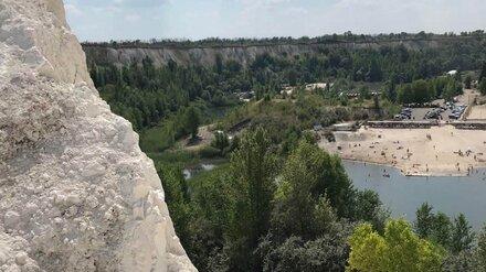 Массовое отравление воронежцев привело к закрытию пляжа в «Белом колодце» до конца лета