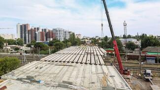 Виадук на 9 Января в Воронеже планируют частично открыть к 1 октября
