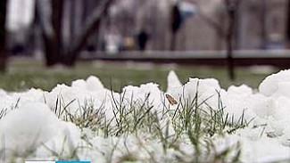 Длительное вступление зимы в свои права - особенность этого года