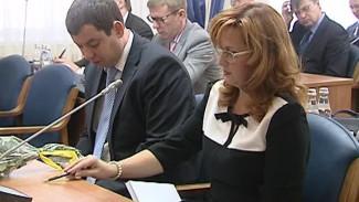 Воронежская гордума нового созыва провела первое заседание