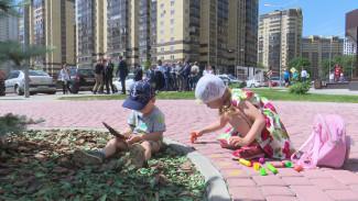 В Воронеже вице-премьеру Виталию Мутко показали образцовый спальный район