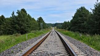 «Лада Калина» попала под грузовой поезд в Воронежской области