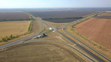В Воронежской области отремонтируют 16 км трассы недалеко от Борисоглебска