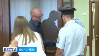 Осужденный экс-главный архитектор Воронежа сказал «спасибо», когда ему надели наручники