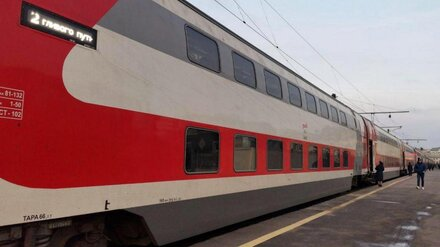 Воронежцы смогут добраться до Москвы на скоростном поезде за 460 рублей