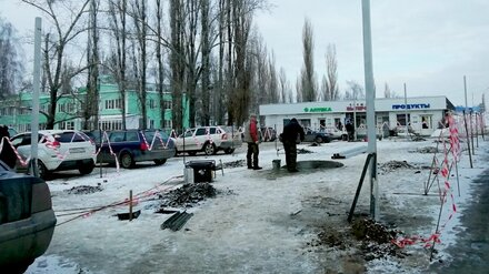 Под Воронежем на месте парковки у райбольницы появится магазин
