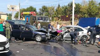 Число пострадавших в массовом ДТП с 5 машинами в Воронеже выросло до девяти
