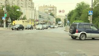 Перекрытие путепровода в Воронеже оказалось для водителей сюрпризом