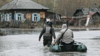 В ежегодно утопающем районе Воронежской области начали готовиться к паводку