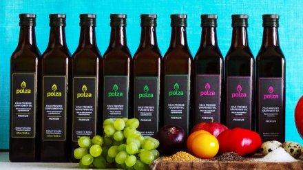 Воронежцам предложили масло местного производителя для новогодних блюд