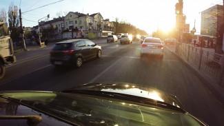 Водители протестировали три варианта объезда закрытого на ремонт виадука в Воронеже