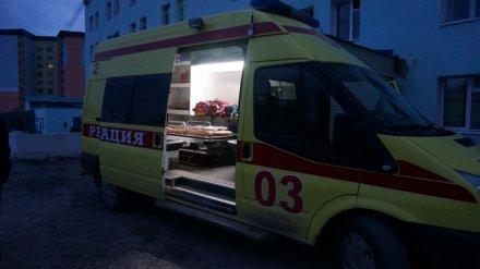 МВД: водитель спровоцировал ДТП на воронежской трассе и бросил пассажиров умирать