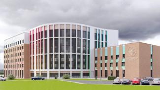 В Воронеже нашли строителя для онкогематологического корпуса детской больницы