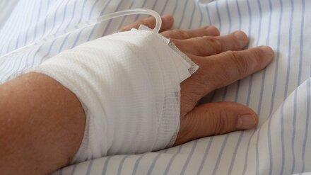 Воронежские медики рассказали о состоянии выжившего при ЧП на стройке онкоцентра мужчины