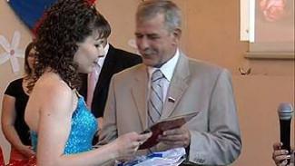 В Воронежской области прошли выпускные балы