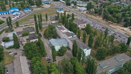 Под Воронежем начался капремонт в одной из первых принявших бой с COVID больнице