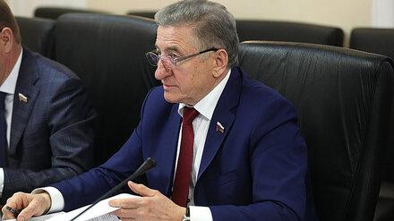 Воронежский сенатор вдвое увеличил доход в пандемийном году