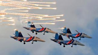 Авиашоу в небе над Воронежем посмотрели 100 тыс человек