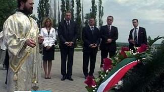 Воронеж посетила венгерская делегация