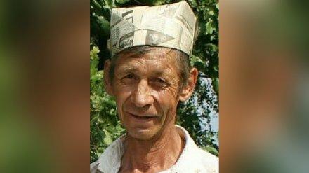 В Воронежской области пропал 59-летний мужчина