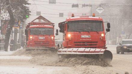 В Воронеже начали штрафовать управляющие компании за плохую уборку улиц