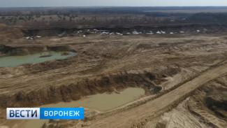 Власти отказались от идеи строительства мусорного полигона под Воронежем