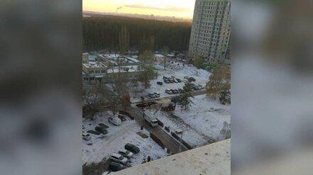 Ковид-пациентов воронежской «Электроники» полностью лишили воды из-за аварии