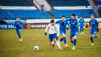 Воронежский «Факел» упустил победу над «Чайкой» в последнем матче года