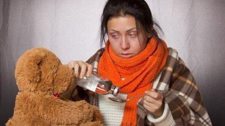 Заболеваемость гриппом и ОРВИ в Воронежской области продолжила расти