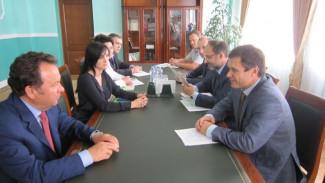 Владимир Салмин побывал на одном из крупнейших предприятий Тамбова