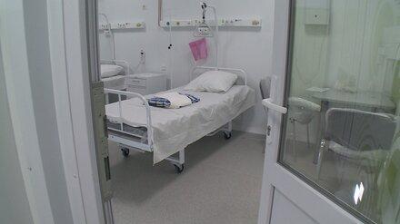 Чиновники ответили на жалобы лежащих в коридоре воронежской больницы пациентов с COVID