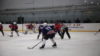 В Нововоронеже стартовало первое открытое первенство по хоккею среди команд концерна «Росэнергоатом»
