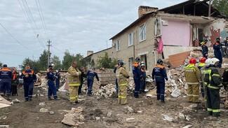 Двое взрослых и ребёнок погибли при взрыве газа в жилом доме в Липецкой области
