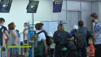 В аэропорту Воронежа рассказали, когда вновь откроют международные рейсы